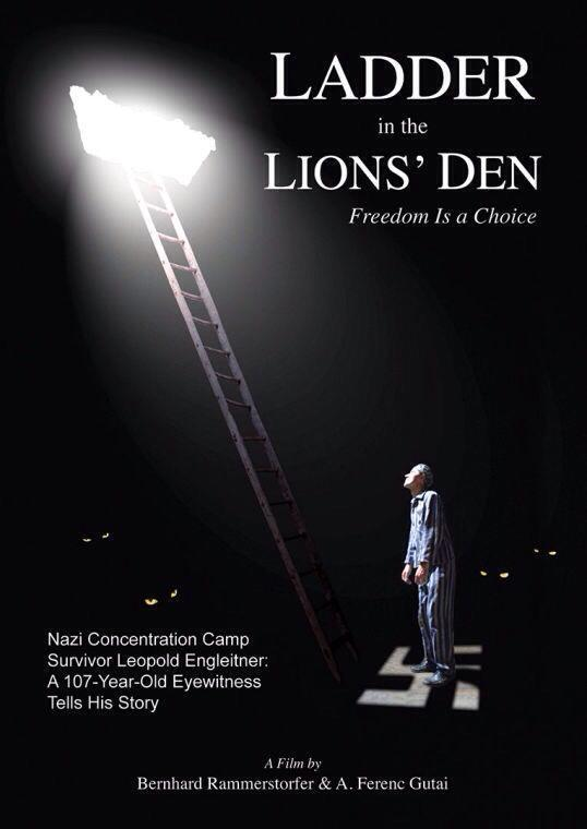 'Ladder in the Lions' Den - Freedom is a Choice'