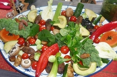 A  nice  cold  Salad  in  these  hot  days....  Enjoy !
