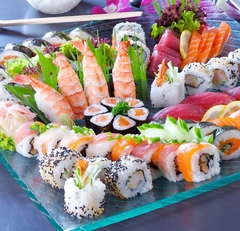 In  the mood  for  a  delicous  ASIA  plate ?   sooo  yummi  ;-))
