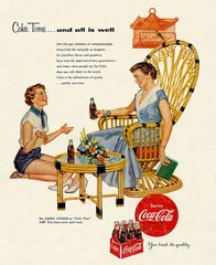 Coca-Cola Coke Time NBC Eddie Fisher 1954