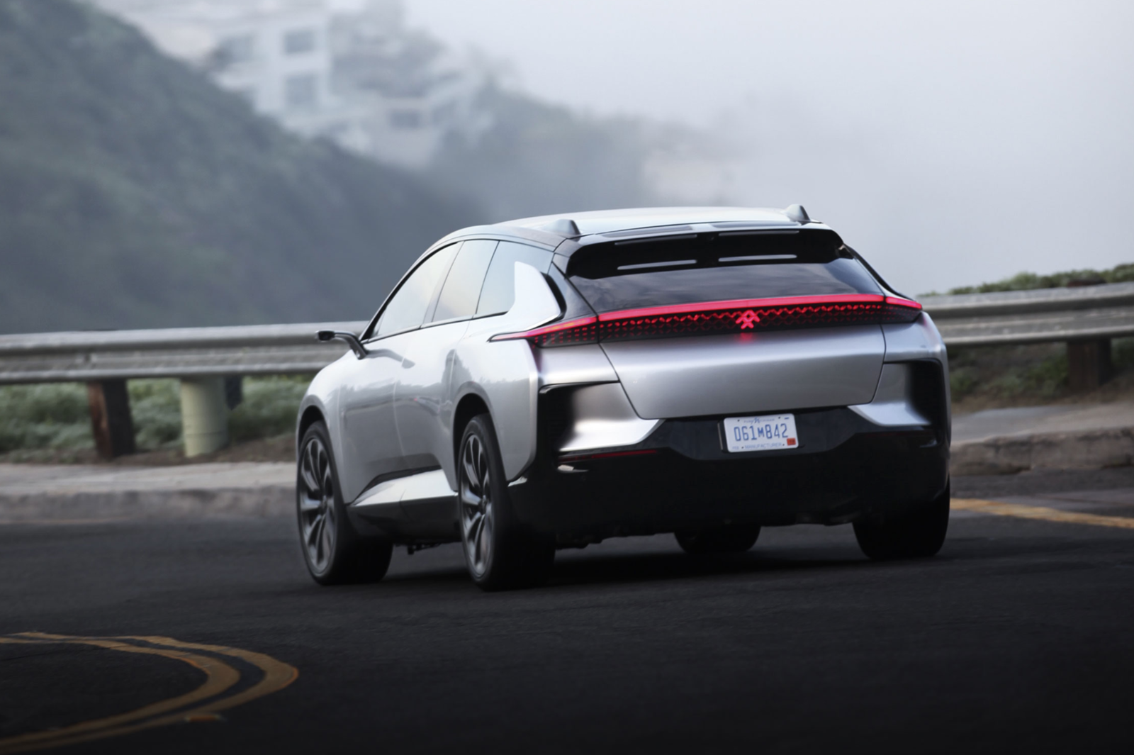 FF 91 - Faraday Future