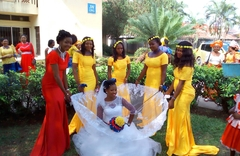 Jahswill Chinedu's Wedding Day