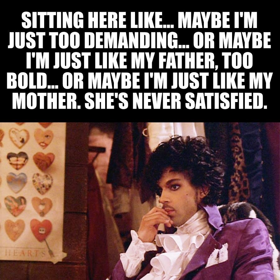 Prince's song