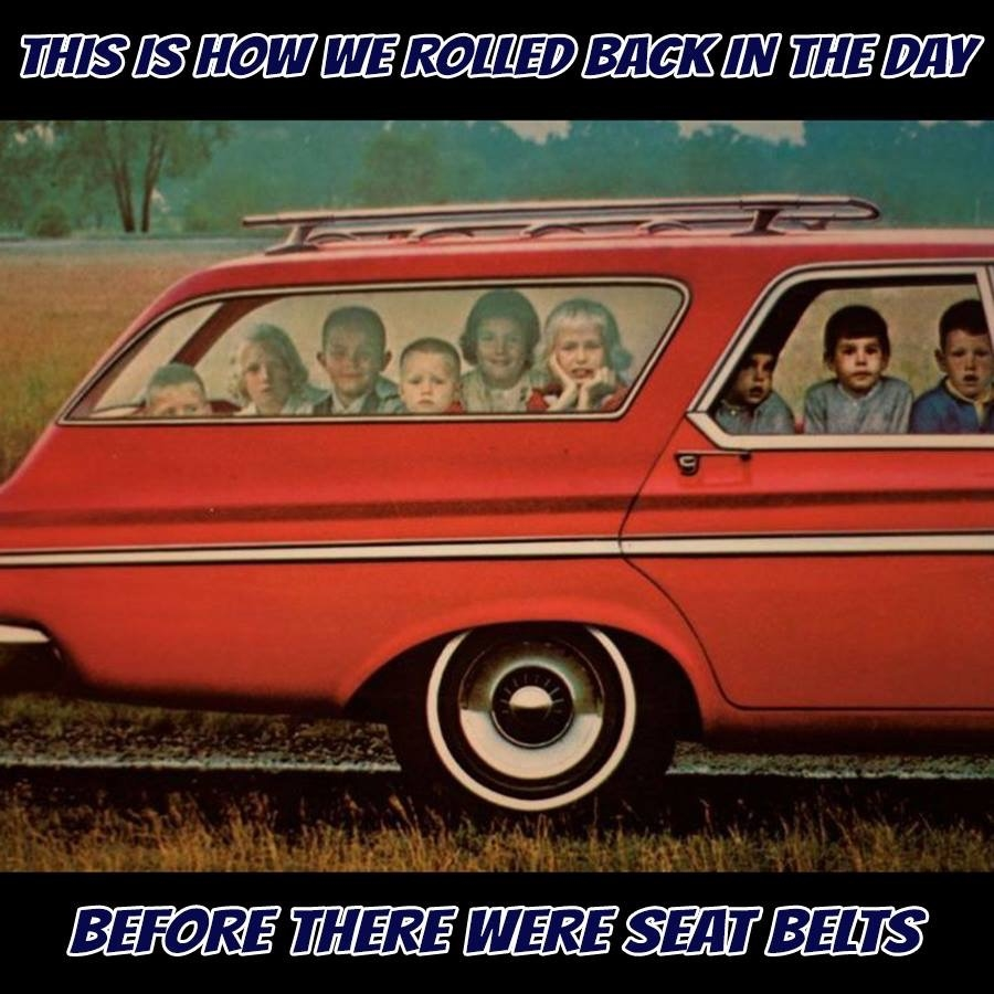 Remember Station Wagons?