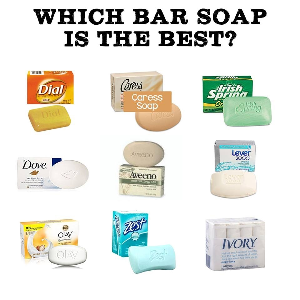 Which Bar Soap is the Best?