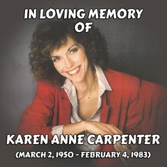 Karen Anne Carpenter