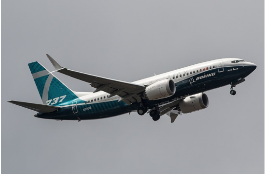 Boeing 737 max 8