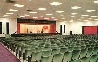 Natick, Massachusetts Assembly Hall back in the day... :-) The way I remember it...