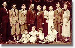 The Kusserow Family murdered by the Nazis for being JW's