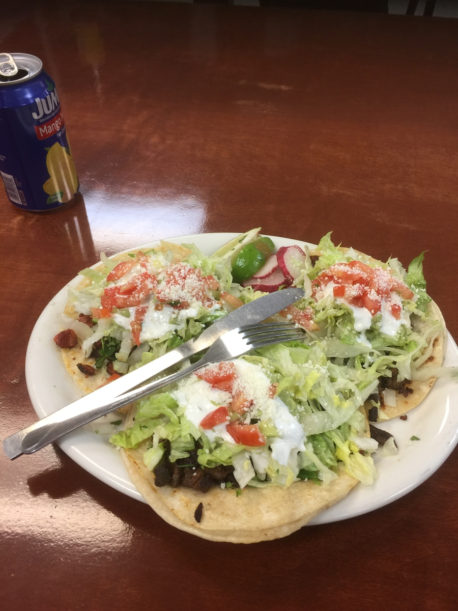 Super tacos in Vancouver, WA